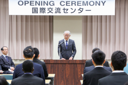 Opening Ceremony 2015 Spring
