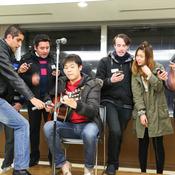 平成26年度外国人留学生懇談会の報告<br /><span>2015年1月27日</span>