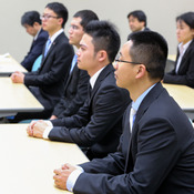 平成27年度春学期 国際交流センター入学式の報告<br /><span>2015年5月 7日</span>