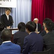 平成31年度春学期 国際教育センター入学式の報告<br /><span>2019年5月13日</span>