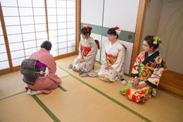 KIMONO TEA CLASS