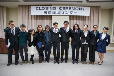 Closing Ceremony 2014