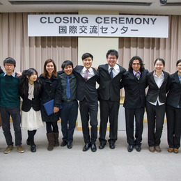 [Report] Closing Ceremony 2014<br /><span>March 24, 2014</span>