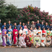 [Report] KIMONO/TEA CLASS<br /><span>December 11, 2014</span>