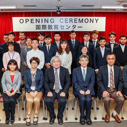 [Report] Opening Ceremony 2019 Fall<br /><span>October 24, 2019</span>