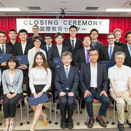 [Report] Closing Ceremony 2019 Spring<br /><span>October 17, 2019</span>