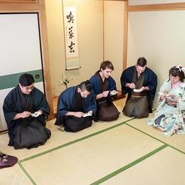 [Report] KIMONO and SADO(tea ceremony) Class<br /><span>February 10, 2020</span>