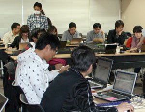 ICT International Project Courses (International PBL) studentsのサムネール画像