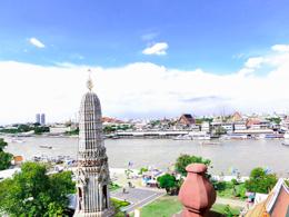 バンコクの素晴らしい景色
