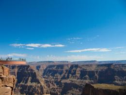 Grand Canyonの雄大な景観