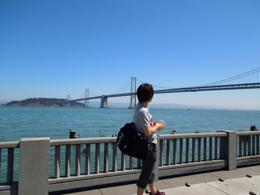 ネットに頼らず地図一枚でサンフランシスコを旅しました